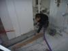Luchtkanaal afzuiging toilet